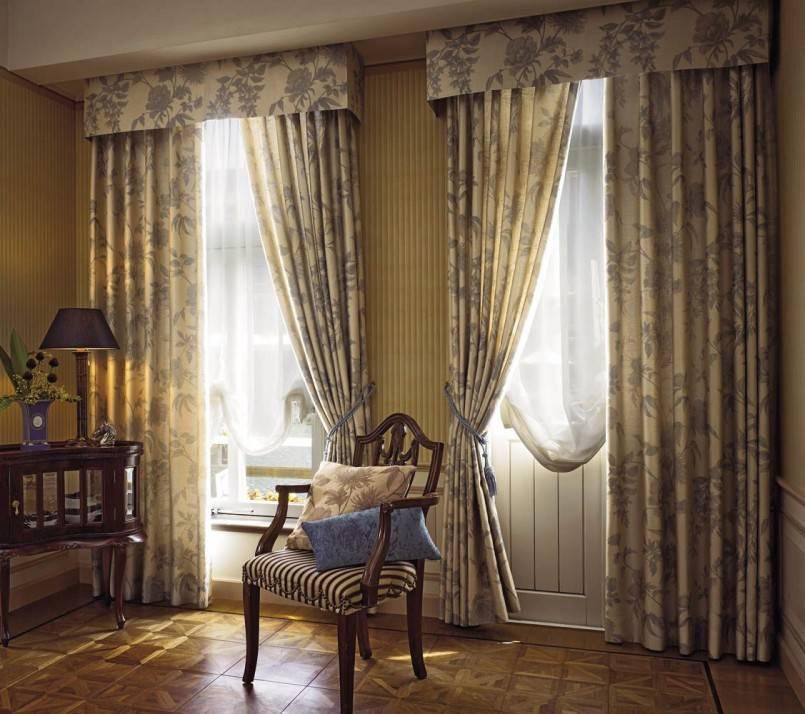 Бандо для штор — материалы и назначение элемента декора. 108 фото дизайнерских идей