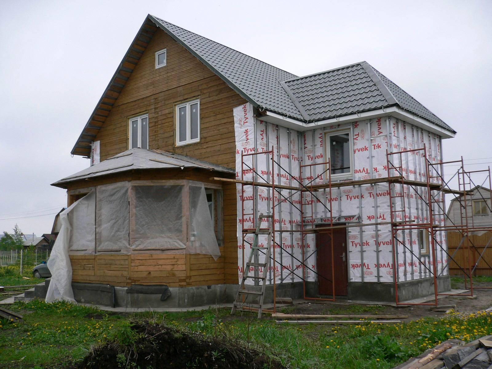 Виниловый сайдинг миттен: искусство облицовки стен