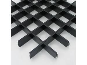 Потолок грильято: размеры ячеистых решетчатых систем, установка своими руками - видео-инструкция, фото