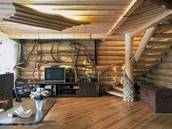 Блок-хаус (82 фото): что это такое, производство вагонки из сосны, примеры обшивки доской в интерьере