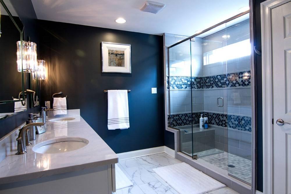 Серая ванная (77 фото): дизайн комнаты в серых тонах. выбираем цвет и стиль. сочетание голубого, розового, желтого и бирюзового. примеры современного интерьера