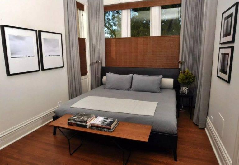 Дизайн комнаты 6 м   мебель трансформер диковинка