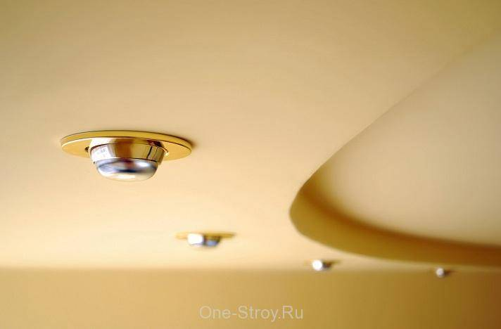 Технология окрашивания потолка своими руками