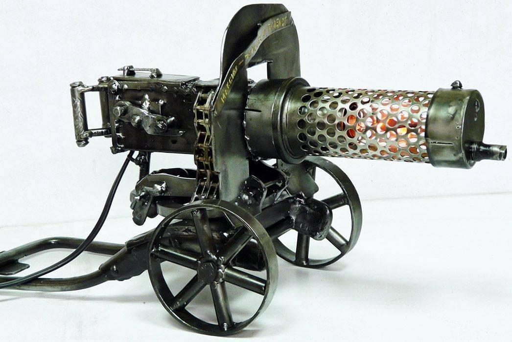 Поделки из металла - 75 фото идей необычных металлических изделий