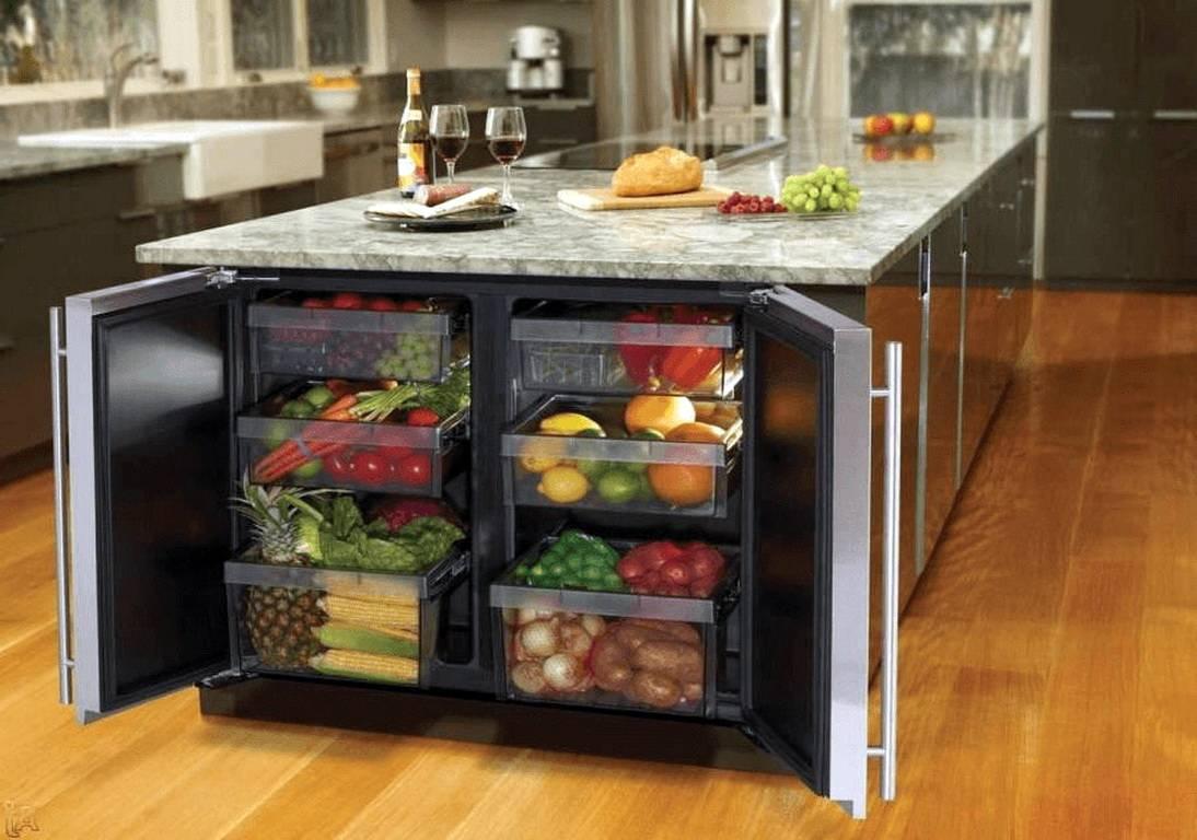 Что лучше выбрать— встраиваемый или обычный холодильник. советы покупателям