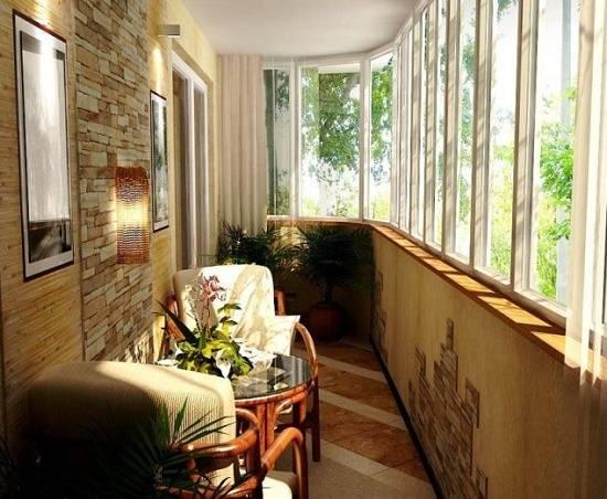 Цветы на балконе: дизайн, новые идеи и фото