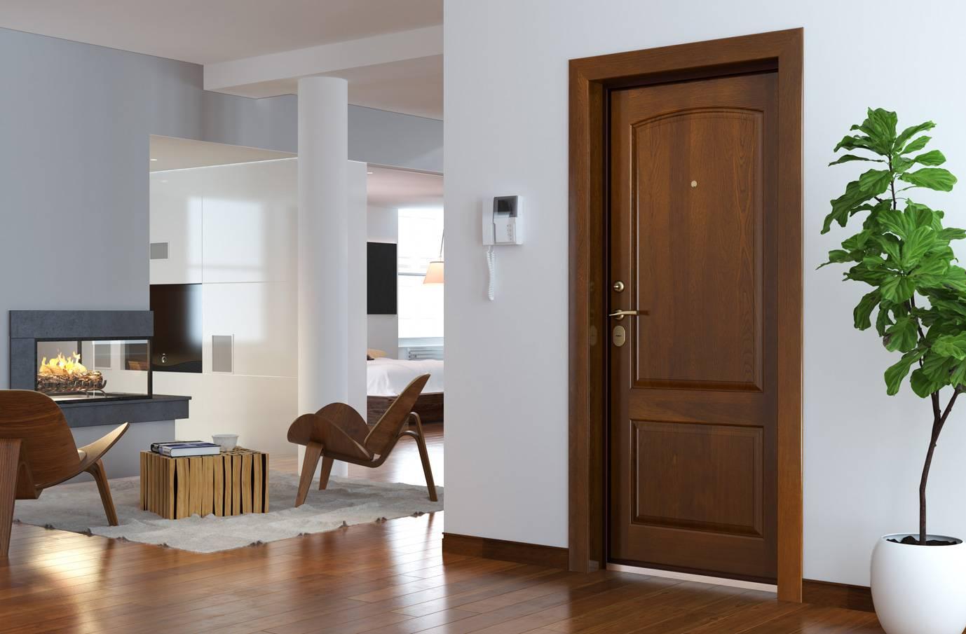 Установка добора на дверь - инструкция по выполнению работ
