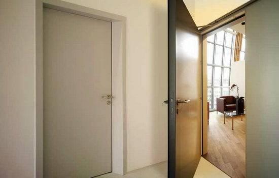 Шумоизоляция входной двери своими руками