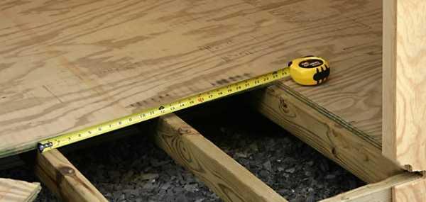 Какую фанеру лучше стелить на пол под ламинат: подробная информация
