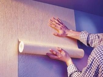 Пузыри на обоях после поклейки что делать - только ремонт своими руками в квартире: фото, видео, инструкции
