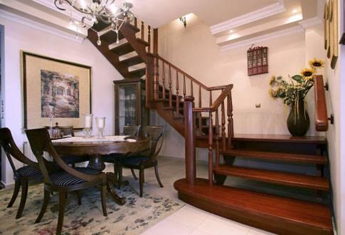 Лестница на второй этаж своими руками из дерева с поворотом на 90 - фото и примеры