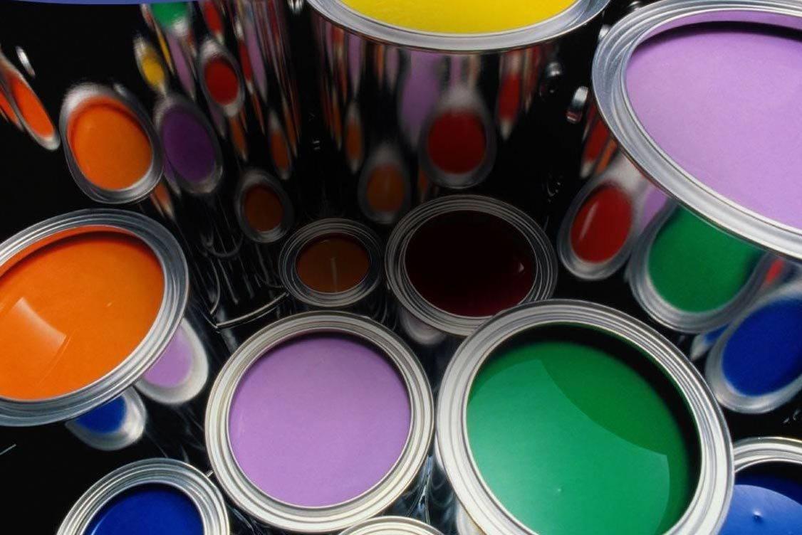 Акриловые краски: виды и сфера их применения