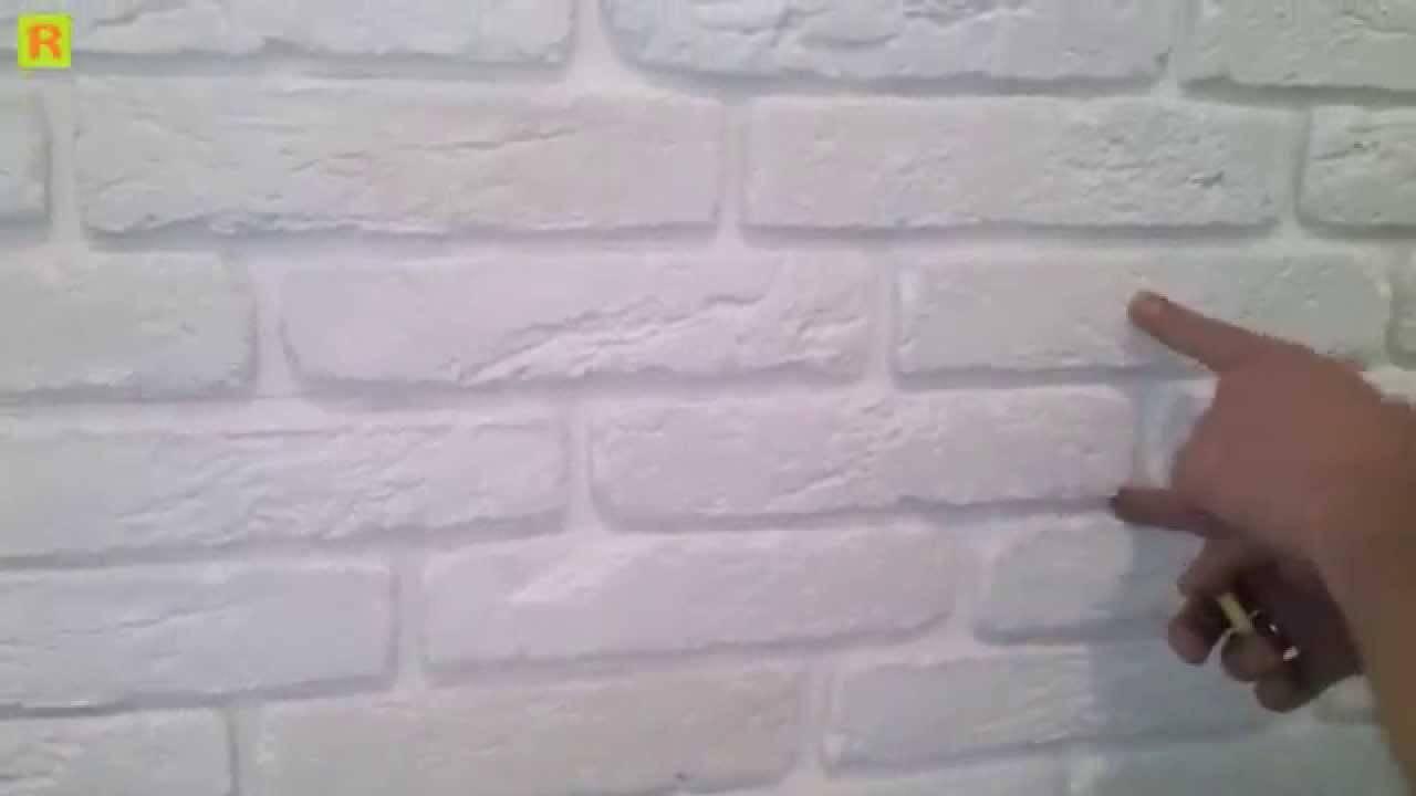 Как и чем клеить декоративный камень на стены