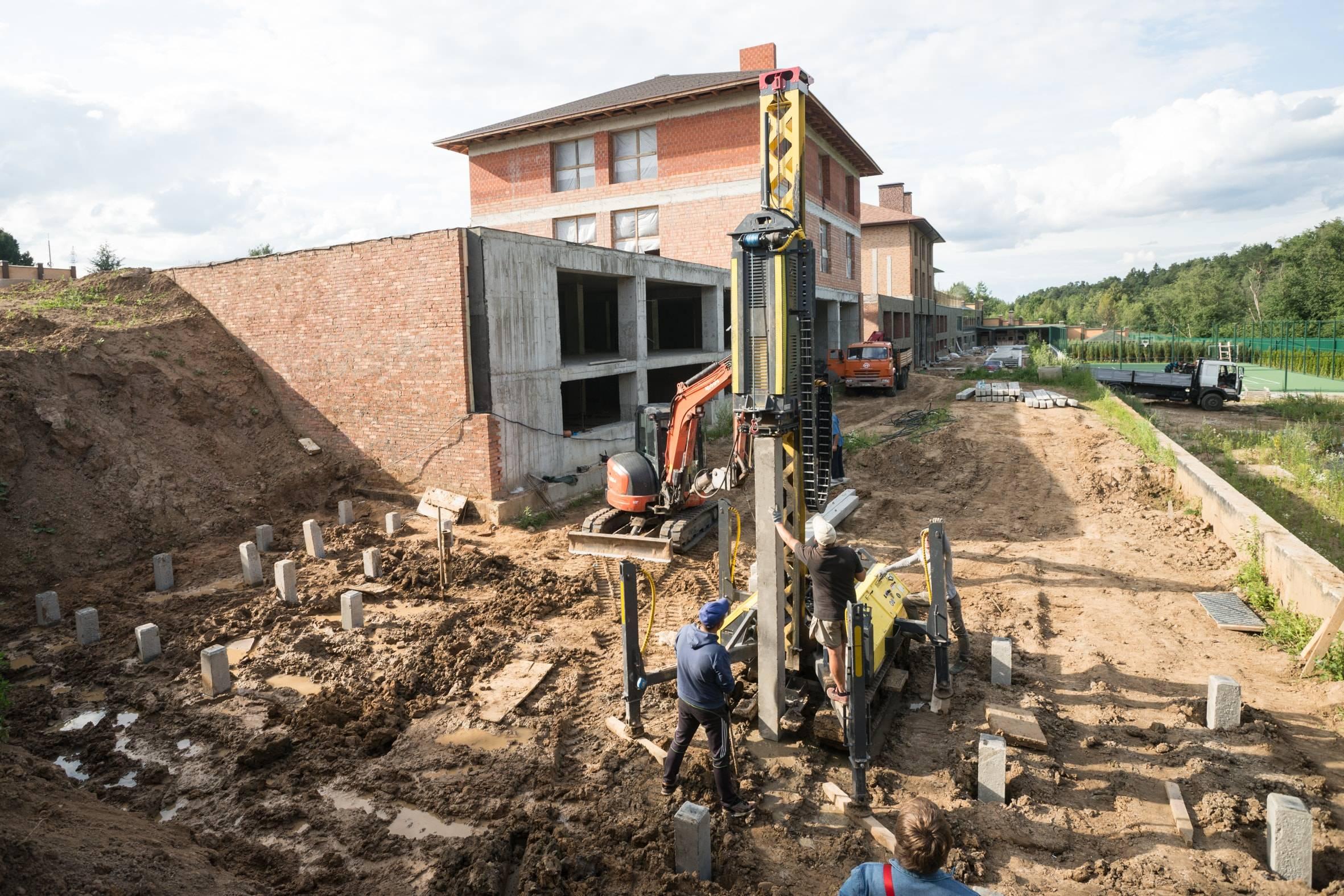 Какие виды грунта для строительства под фундамент каркасного дома и их особенности +видео
