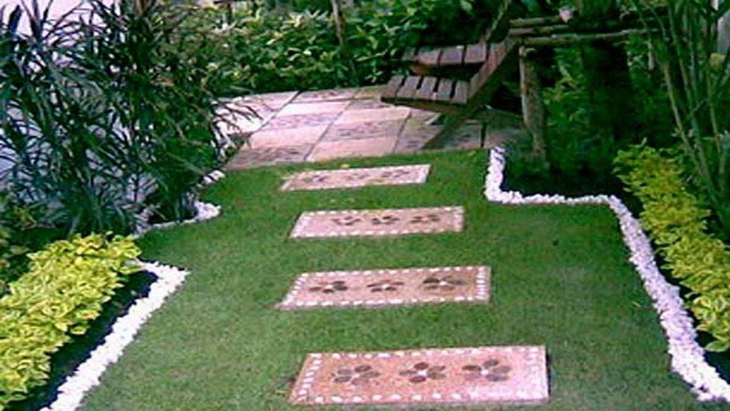 Как выбрать универсальное покрытие для садовых дорожек?