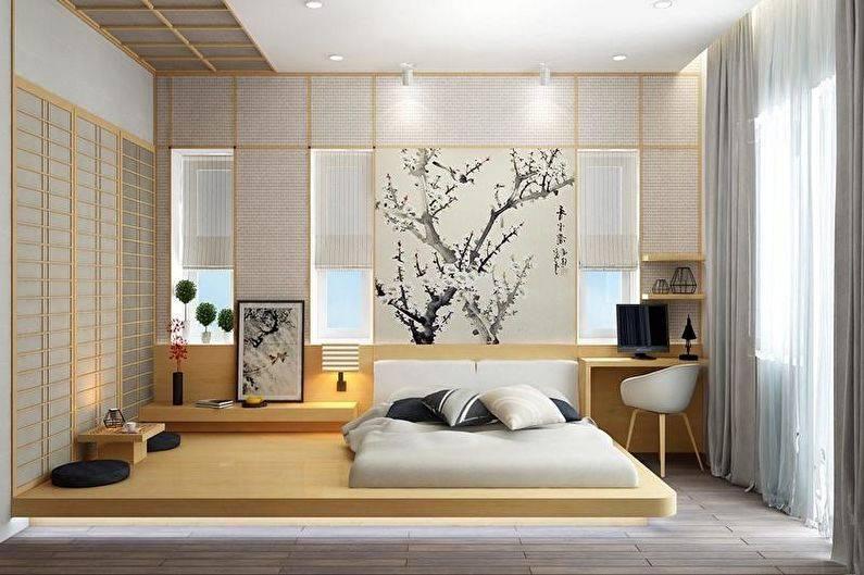 Японский стиль (98 фото): интерьер комнаты и дома, мебель для детской и подростка, ремонт квартиры-студии, дизайн своими руками