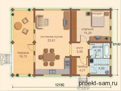 Проекты домов дуплексов коттеджей бань бесплатно чертежи фото