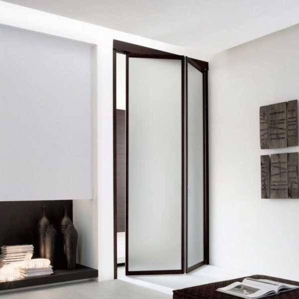Межкомнатные разные двери: раздвижные, складные конструкции