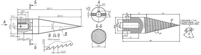 Гидравлический дровокол своими руками (31 фото): чертежи и инструкции по изготовлению устройства, особенности самодельных вертикальных моделей из домкрата