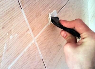 Как выбрать цвет затирки для напольной плитки - всё о керамической плитке