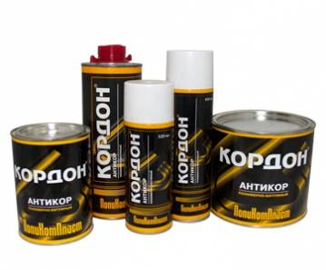 Антикор кордон: инструкция по применению и отзывы о полимерно битумном средстве, чем его разбавить и где купить поликомпласт