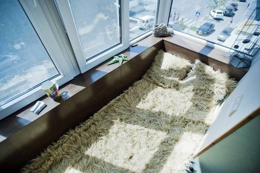 Ремонт пола на балконе, лоджии: пол из фанеры, дсп, лдсп | чем покрасить бетонный пол