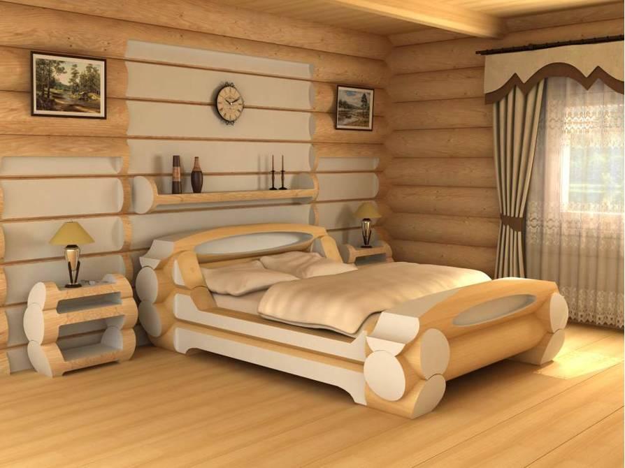Дизайн спальни в частном доме (150 фото): обзор красивых вариантов