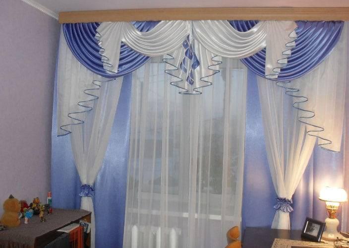 Как сшить занавески - 105 фото и советы экспертов по созданию штор. мастер-класс по пошиву занавесок!