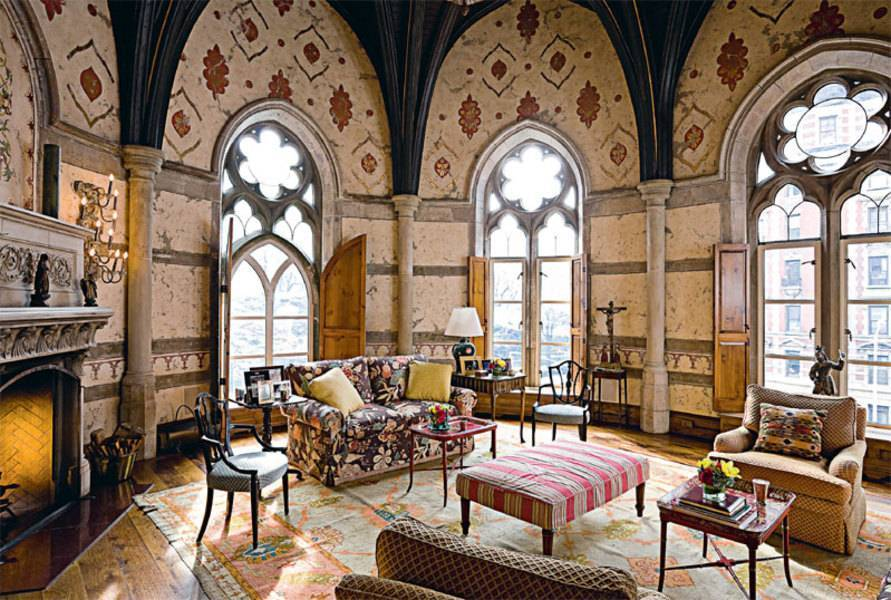 Мебель в стиле барокко — элегантный и необычный дизайн. 85 фото примеров!