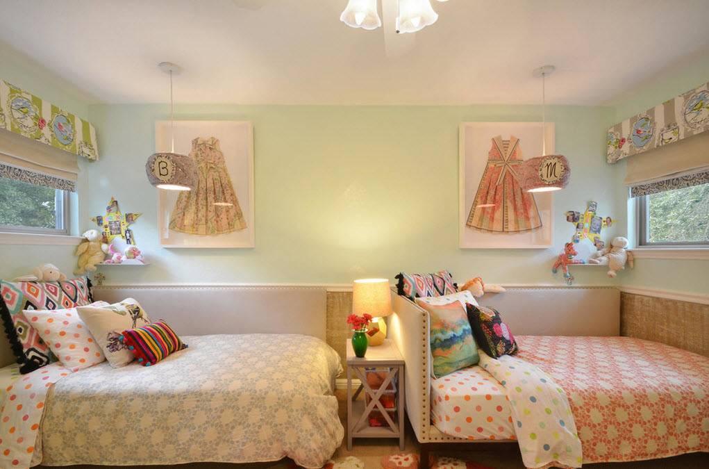 Какой должна быть общая и локальная освещенность детской комнаты