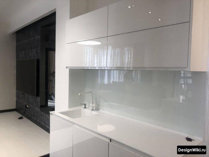 Кухня в стиле хай-тек 2017, 57 фото и идеи дизайна интерьера кухни | the architect