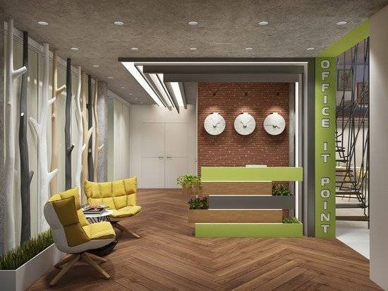 Дизайн стильного кабинета: планировка, варианты отделки, подбор мебели