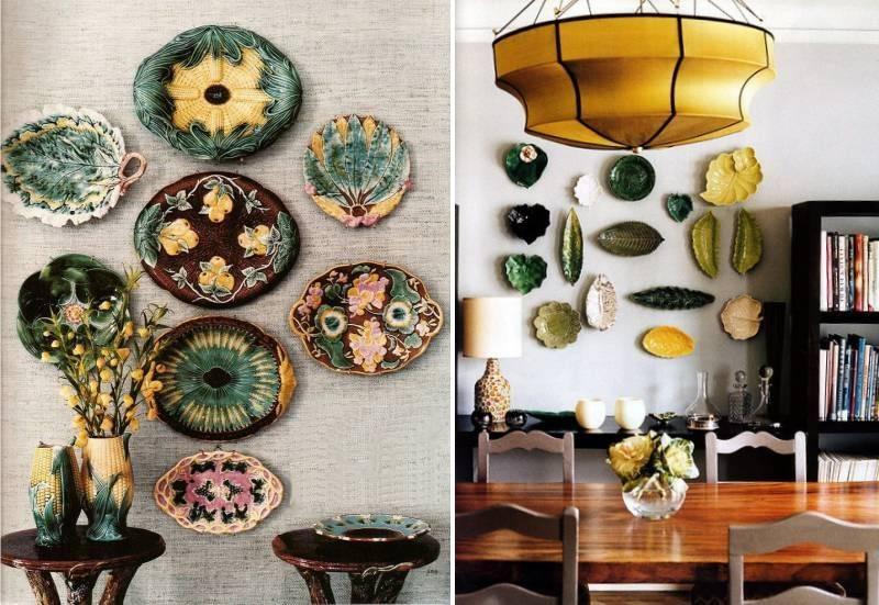 Декор кухни своими руками: 75 фото идей, оформление мебели, стен