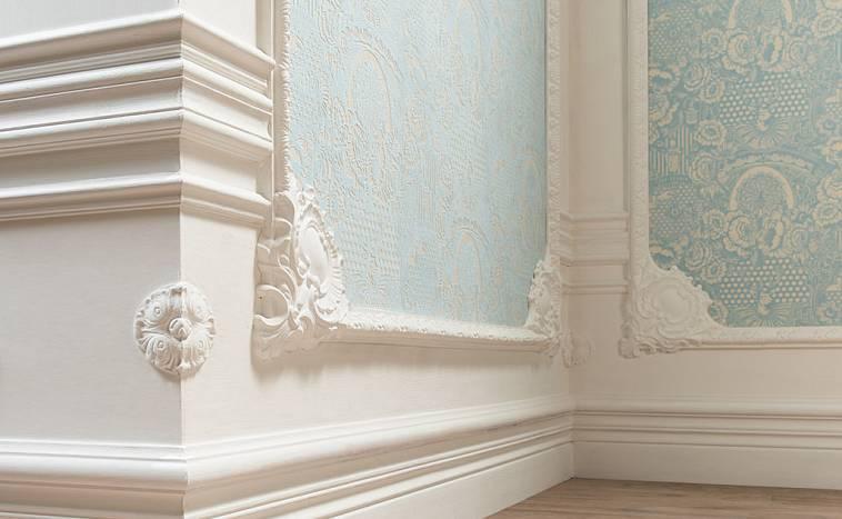 Лепнина в интерьере: роскошь вековых традиций в современном дизайне