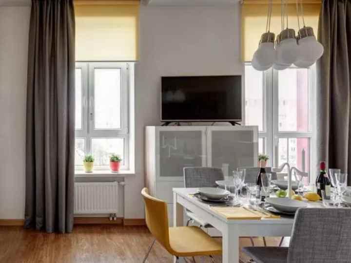 Кухня в скандинавском стиле: интерьер, фото, нюансы