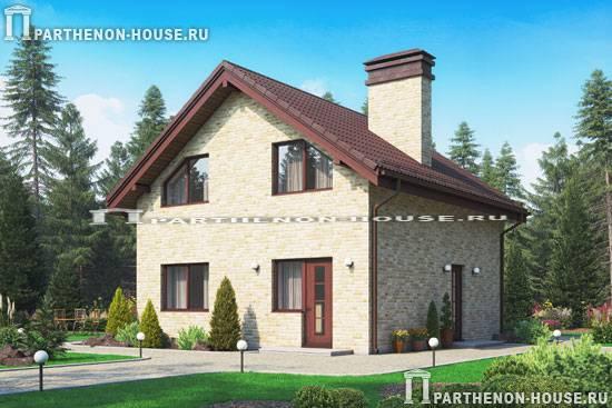 Уютный дом с мансардой: проекты, фото интерьеров и полезные советы