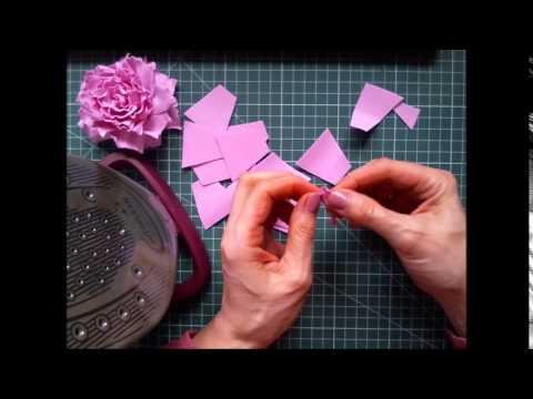 Изготовление цветов из фоамирана для начинающих