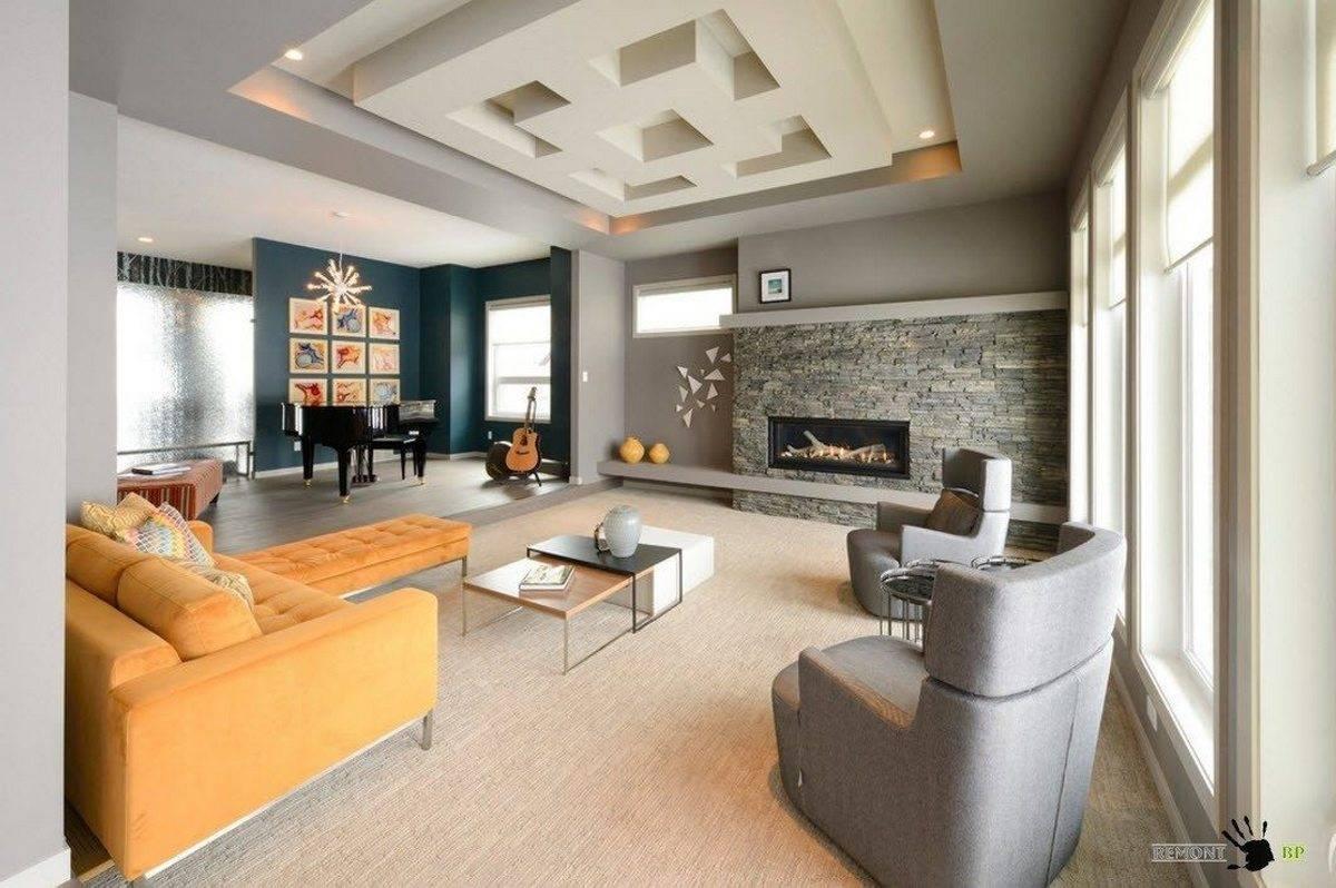 Дизайн совмещенной с гостиной кухни в частном доме (71 фото): как оформить столовую с залом в загородном деревянном коттедже?