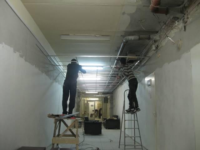 Подвесной потолок грильято — что это такое, достоинства, монтаж
