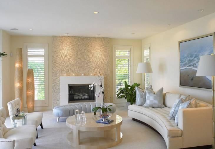 Гостиная с двумя окнами (103 фото): дизайн зала с 2 окнами на разных стенах и на одной стене в доме и квартире. бюджетное обустройство интерьера