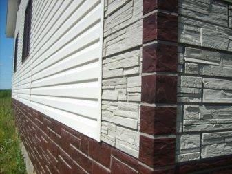 Отделка домов сайдингом (37 фото): сочетание цветов сайдинга для фасада, оформление обшивки частного коттеджа, идеи и примеры их реализации