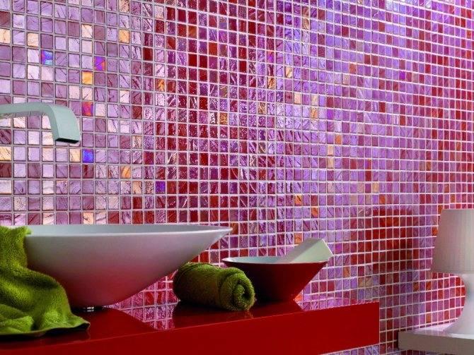 Как клеить мозаичную плитку на сетке – советы специалистов – свой дом мечты