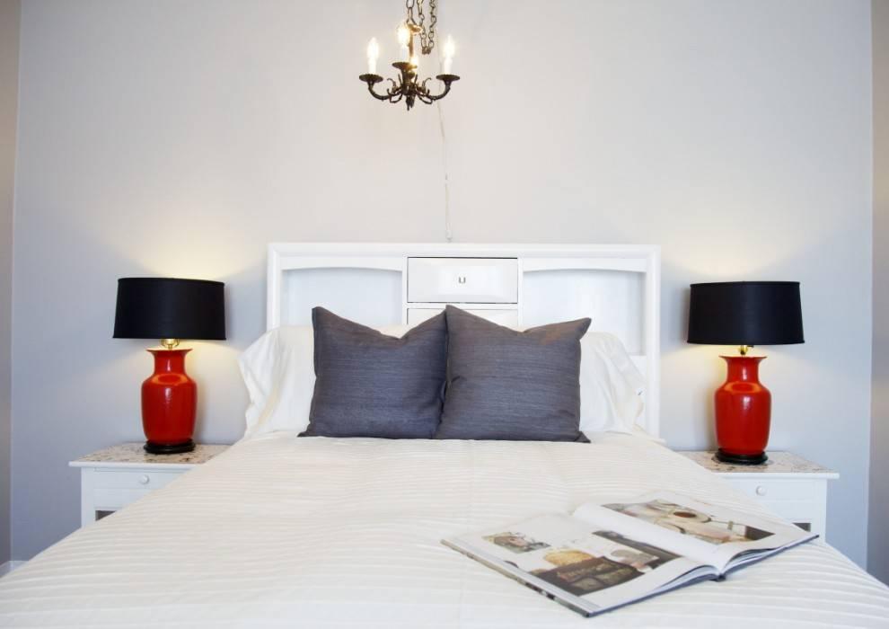 Лампы в спальню - 115 фото красивого сочетания в интерьере спальни