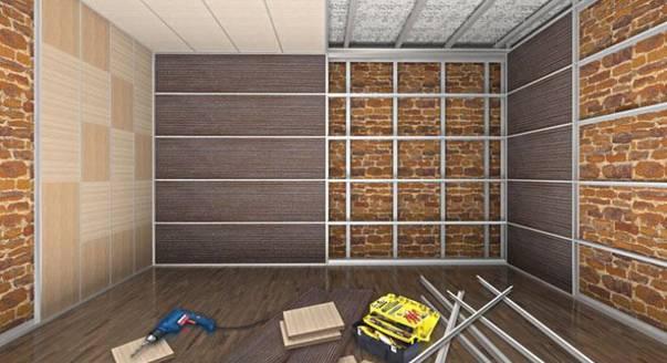 Мдф-панели для стен (52 фото): декоративные ламинированные стеновые варианты для внутренней отделки, настенные панели