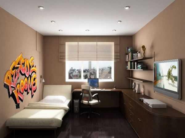 Дизайн детской комнаты для мальчика | идеи (+45 фото)