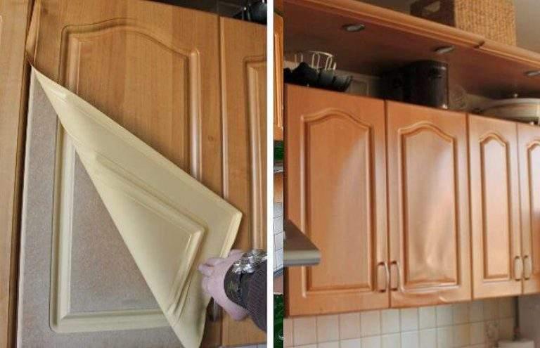 Переделка кухни своими руками: как из старого кухонного гарнитура сделать новый
