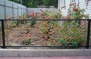 Забор из профнастила: топ-100 фото лучших идей для частного дома