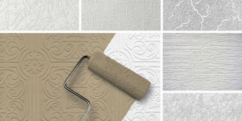Краска для обоев: как красить под покраску на стене самостоятельно, можно ли покрасить на флизелиновой основе своими руками, какая лучше