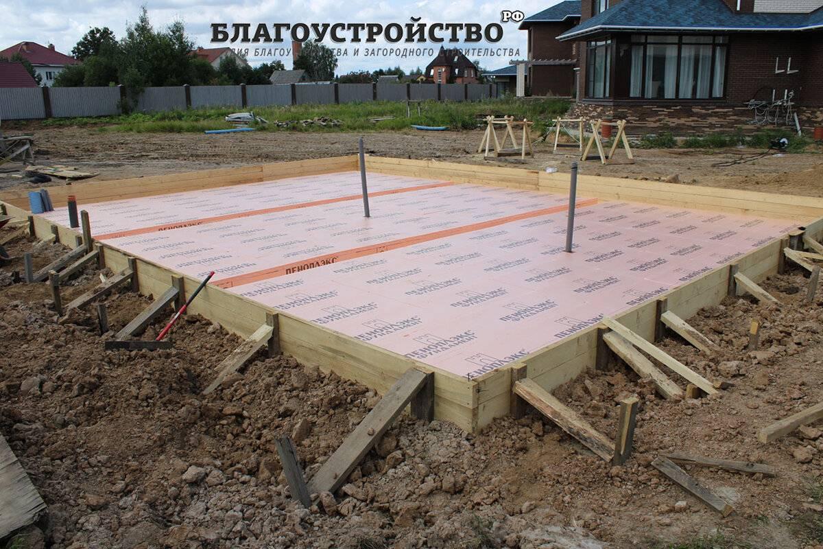 Способы укрепления фундамента частного дома своими руками - самстрой - строительство, дизайн, архитектура.