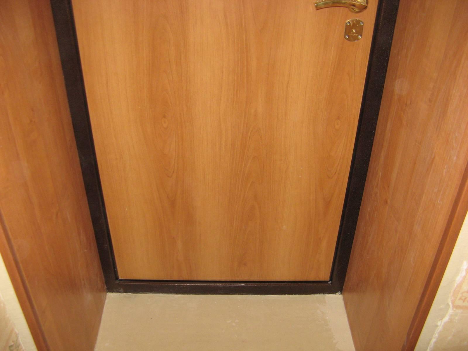 Штукатурка откосов входной двери поэтапная технология работ